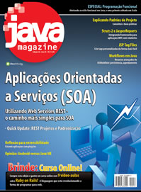 Java Magazine 56 - Abril de 2008